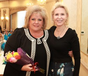 Susan Fisher honored for 25 years of hospice service