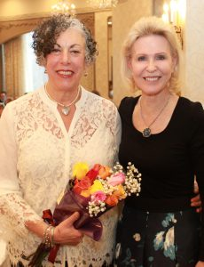 Joanne Rosen honored for 25 years of hospice service
