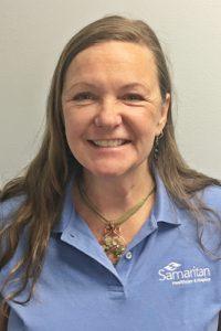 Dana Watson, Samaritan Hospice Massage Therapist
