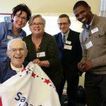 veterans hospice blanket program