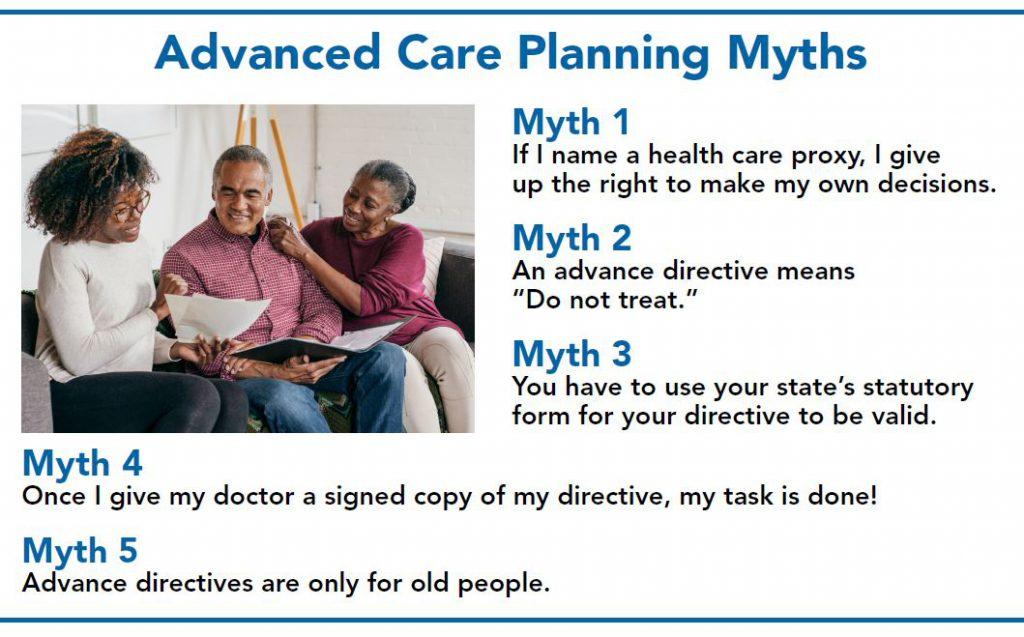 Advance Planning Myths
