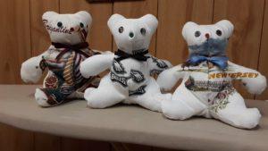 keepsake memory bears