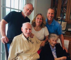 arthur stein inpatient hospice story
