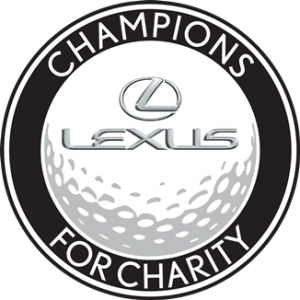 Lexus Champions of Charity Logo