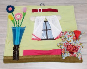 fidget cloth