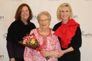 Rosalie Mittelman Receives Volunteer Award