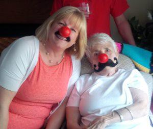 Sherri and Patient Betty