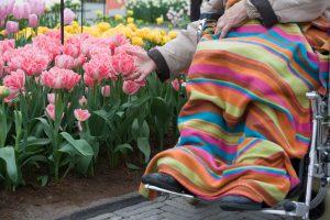 Comfy Blanket Hospice Patients